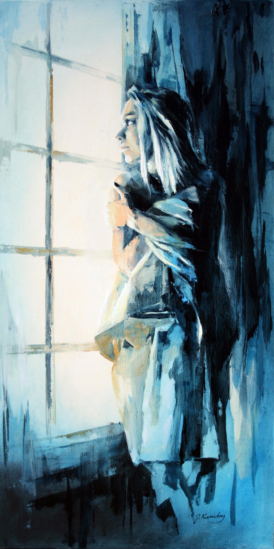 Jonas Kunickas - JK18-0612 By the Window