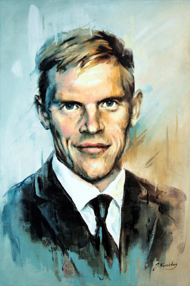 Jonas Kunickas - JK17-1024 Portrait