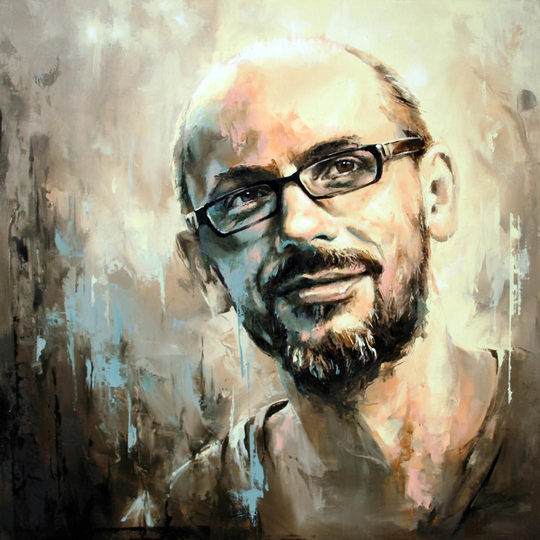 Jonas Kunickas - JK18-0124 Portrait