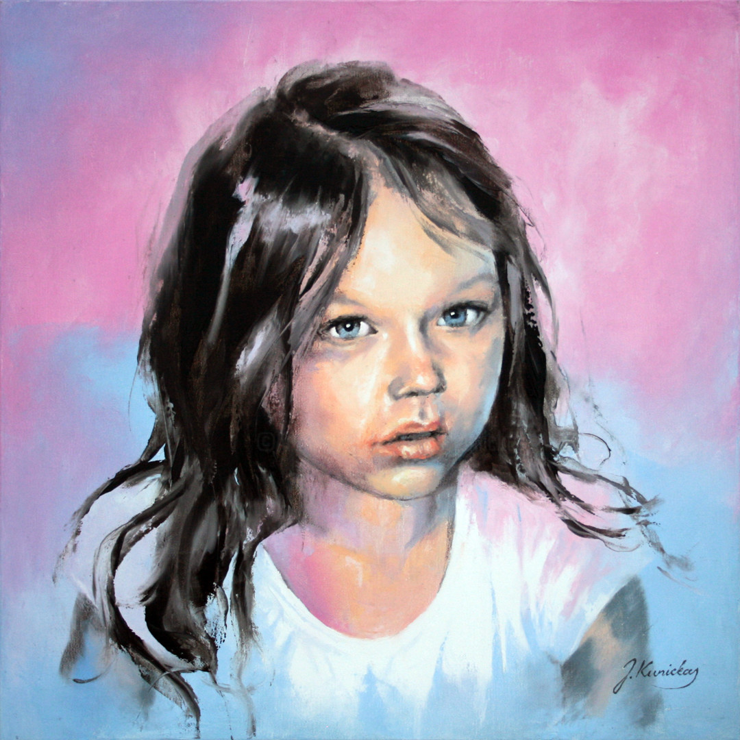 Jonas Kunickas - JK18-1204 Portrait