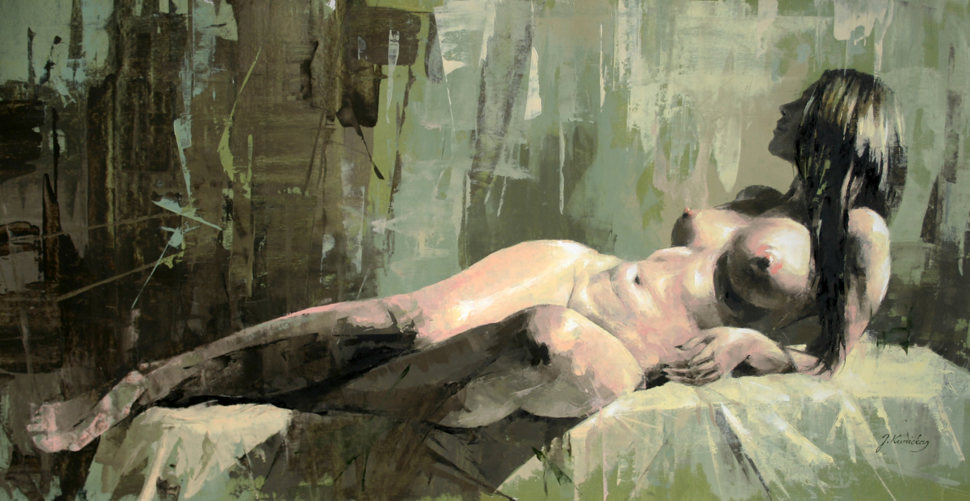 Jonas Kunickas - JK19-0801 Naked