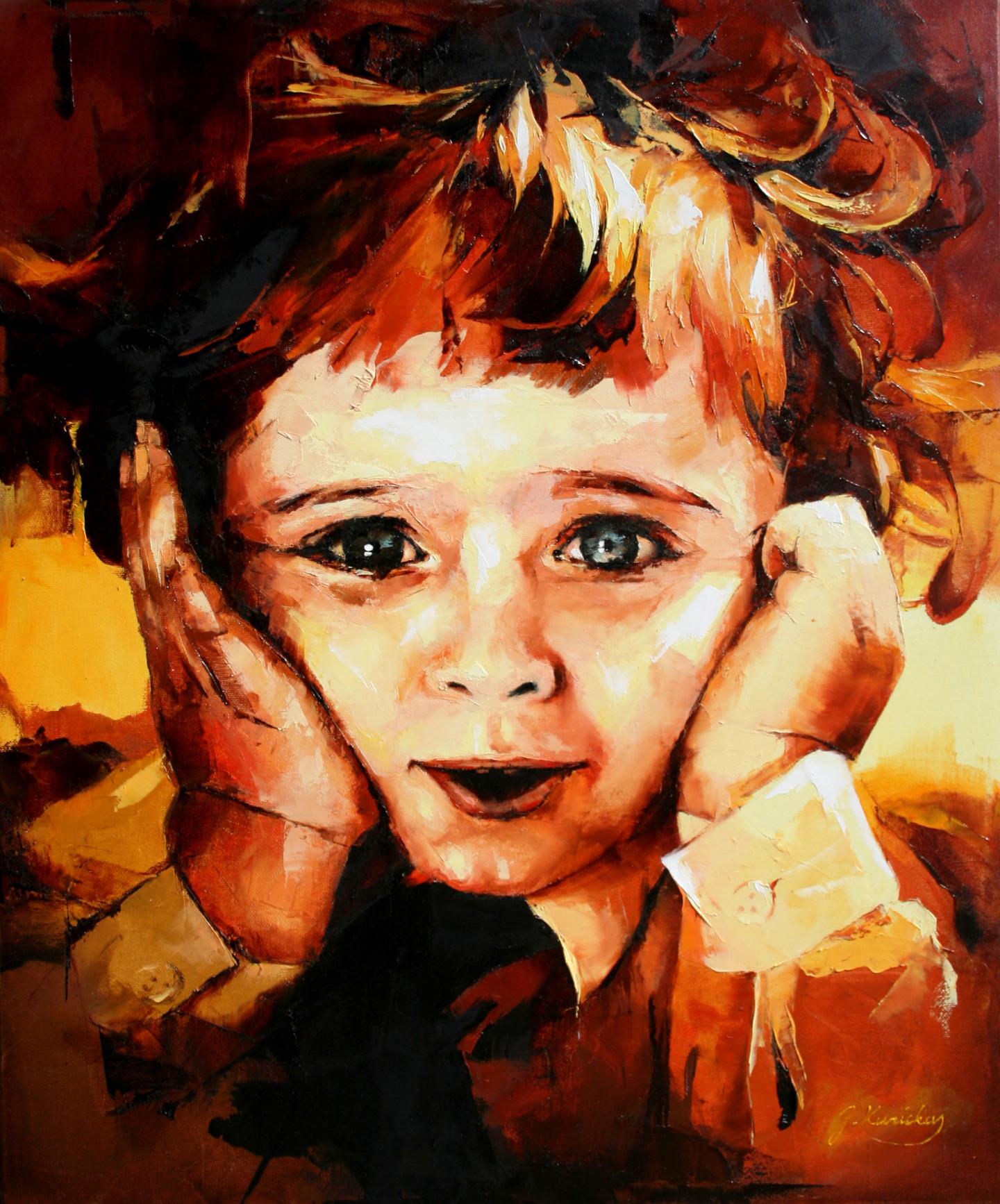 Jonas Kunickas - JK19-0528 Portrait