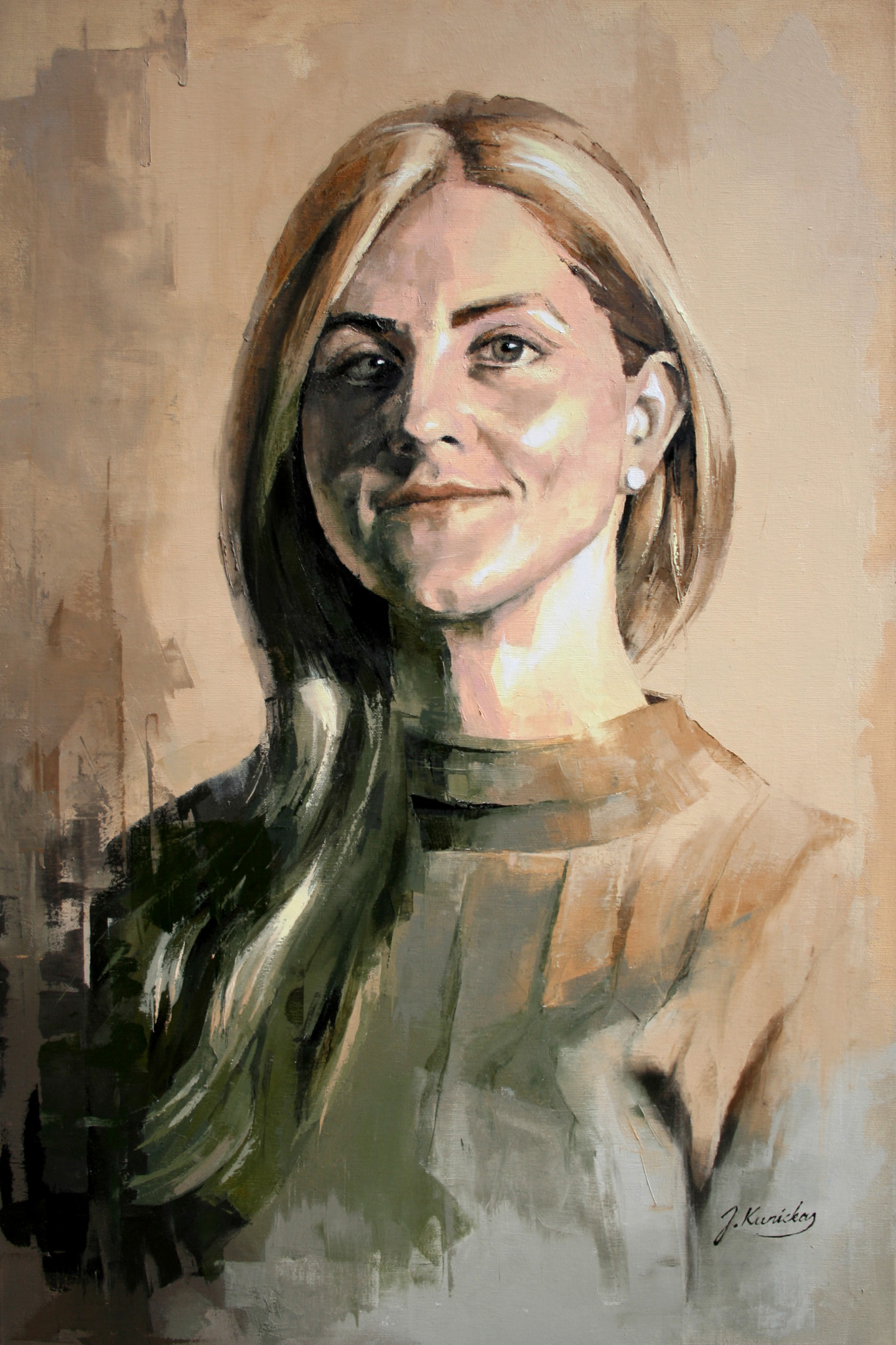 Jonas Kunickas - JK19-0604 Portrait