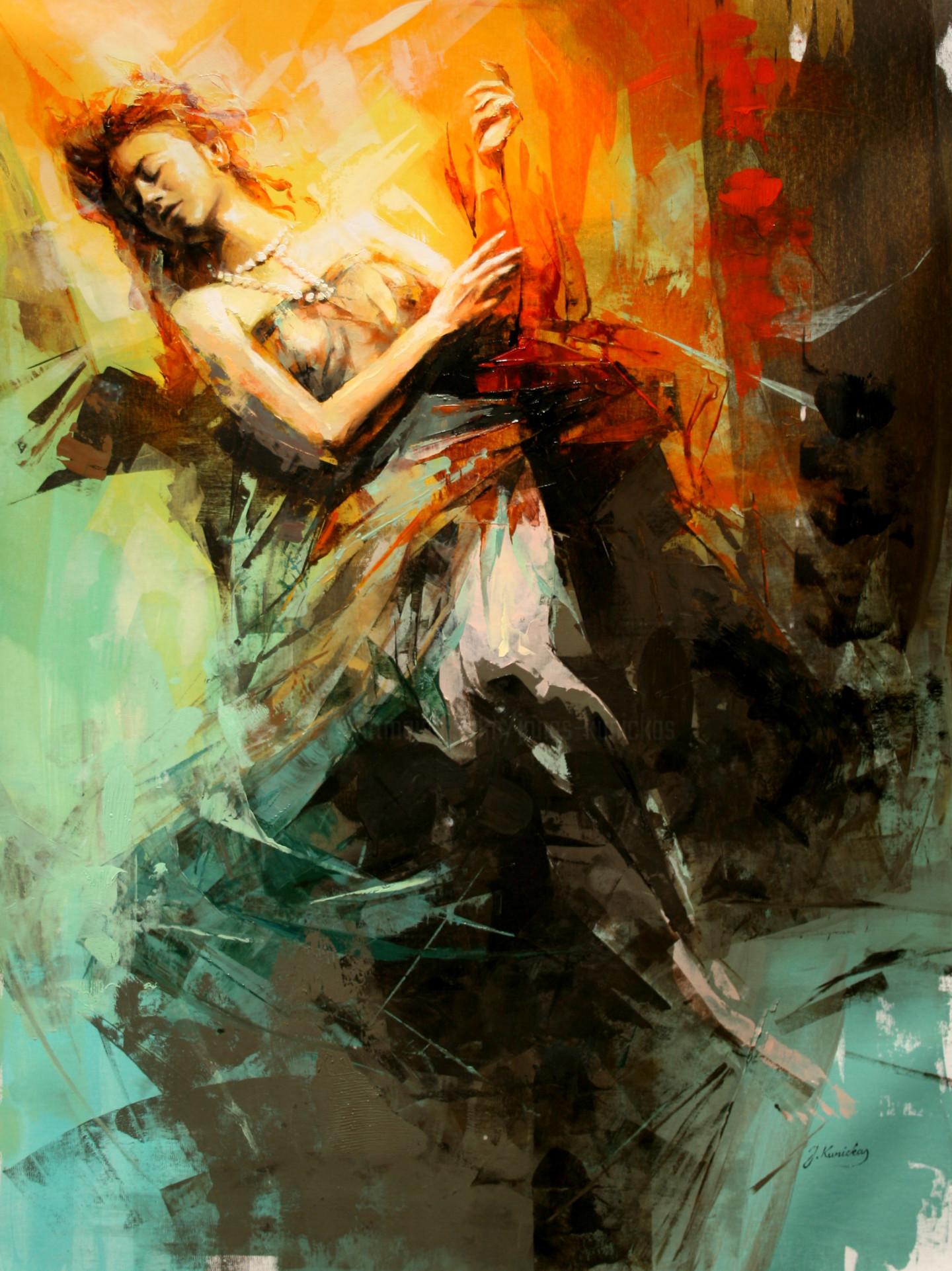 Jonas Kunickas - JK20-1222 Passionate Dream