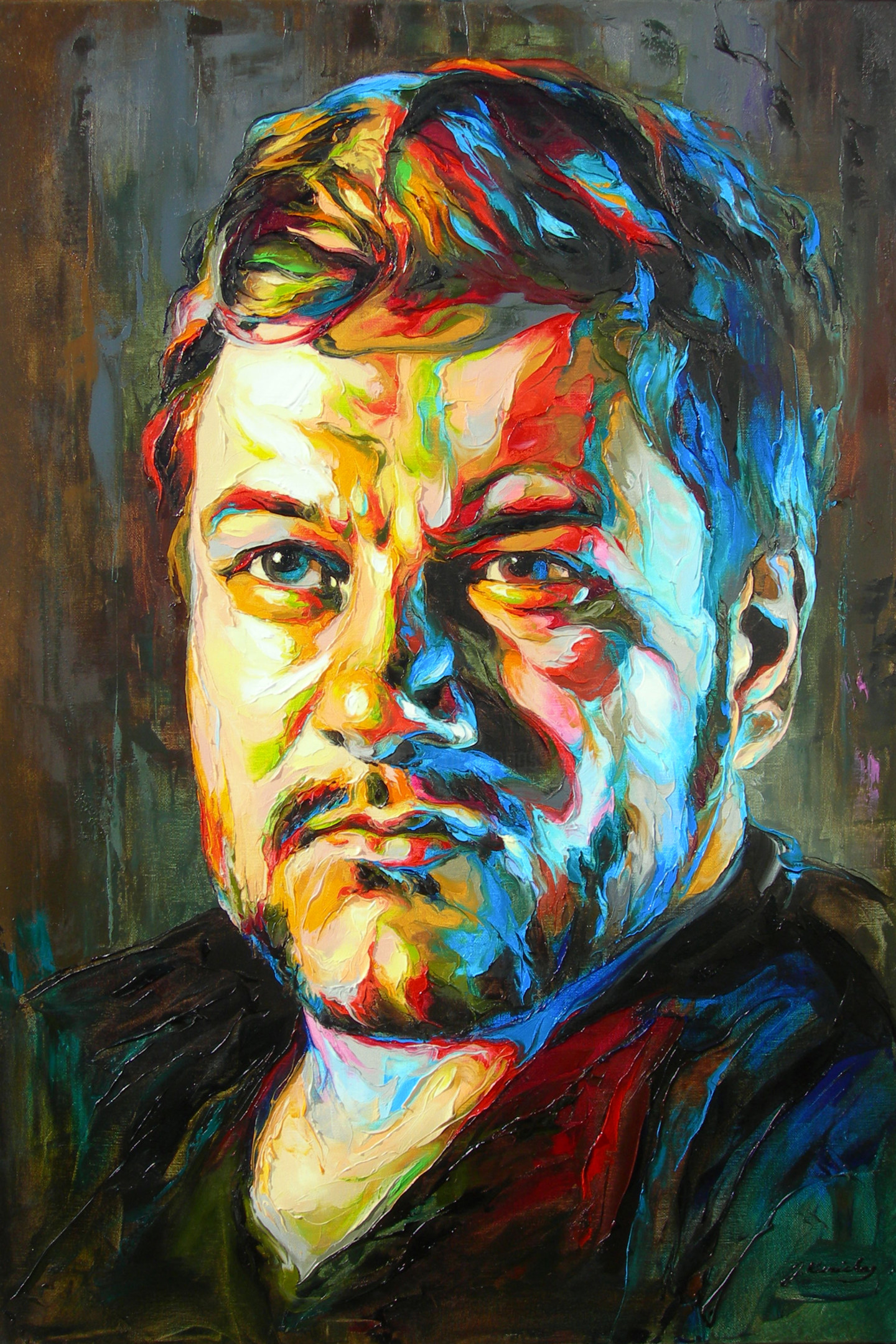 Jonas Kunickas - JK15-0804-Merunas