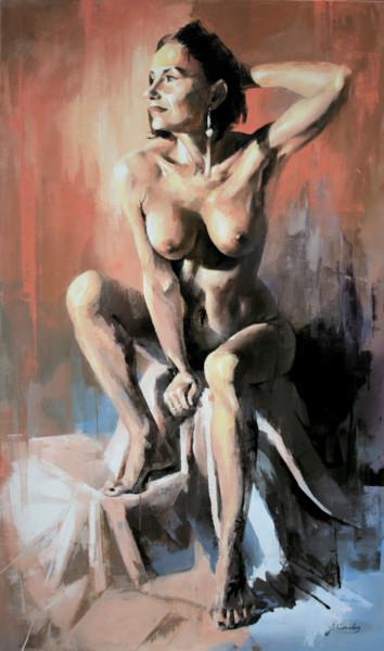 JK19-0521 Nude Portrait