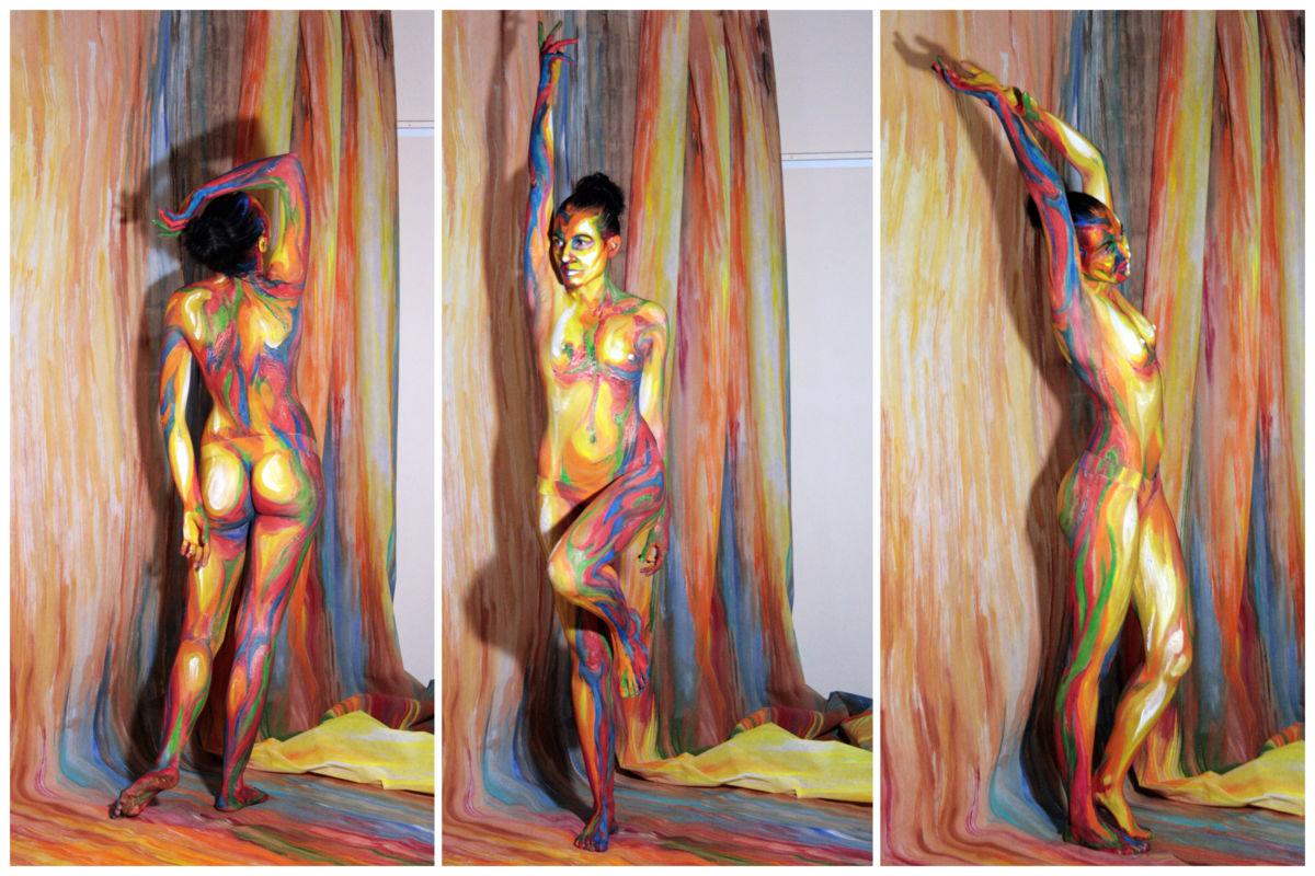 "A Presentation of a Solo Exhibition ""Prism"", 2016"