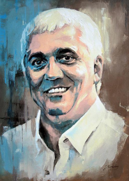 Jonas Kunickas - JK18-0522 Portrait
