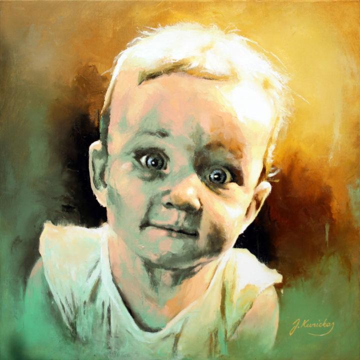 Jonas Kunickas - JK18-0918 Portrait