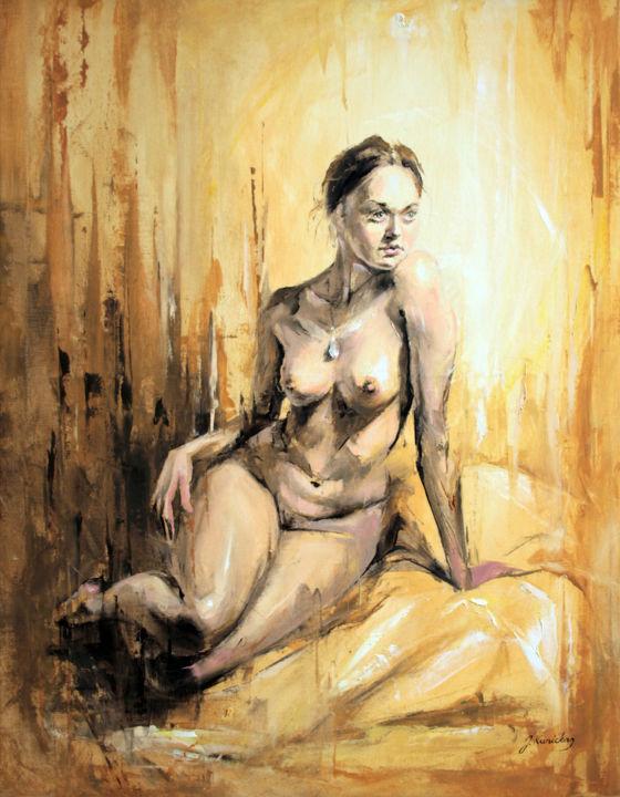 Jonas Kunickas - JK18-0322 Inner Being