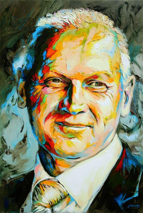 Jonas Kunickas - JK16-0217 Portrait